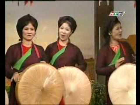Ca nhac dan toc Ve mien Quan Ho- Vietnamese Folk Song