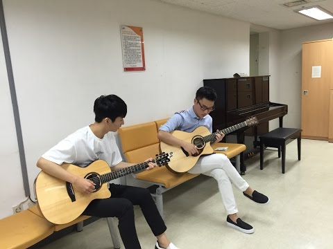 (Sungha Jung) Irony [Backstage] - Steve Lee & Sungha Jung