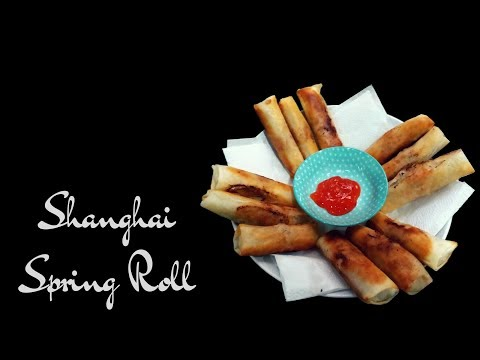 Shanghai Spring Rolls - Cooking Keto With Mama Lagu