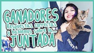 GANADORES DE LOS #12Concursos100K Y JUNTADA.... quizás D: