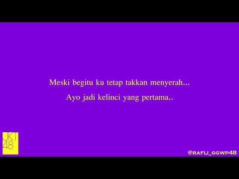 Lirik First Rabbit - JKT48