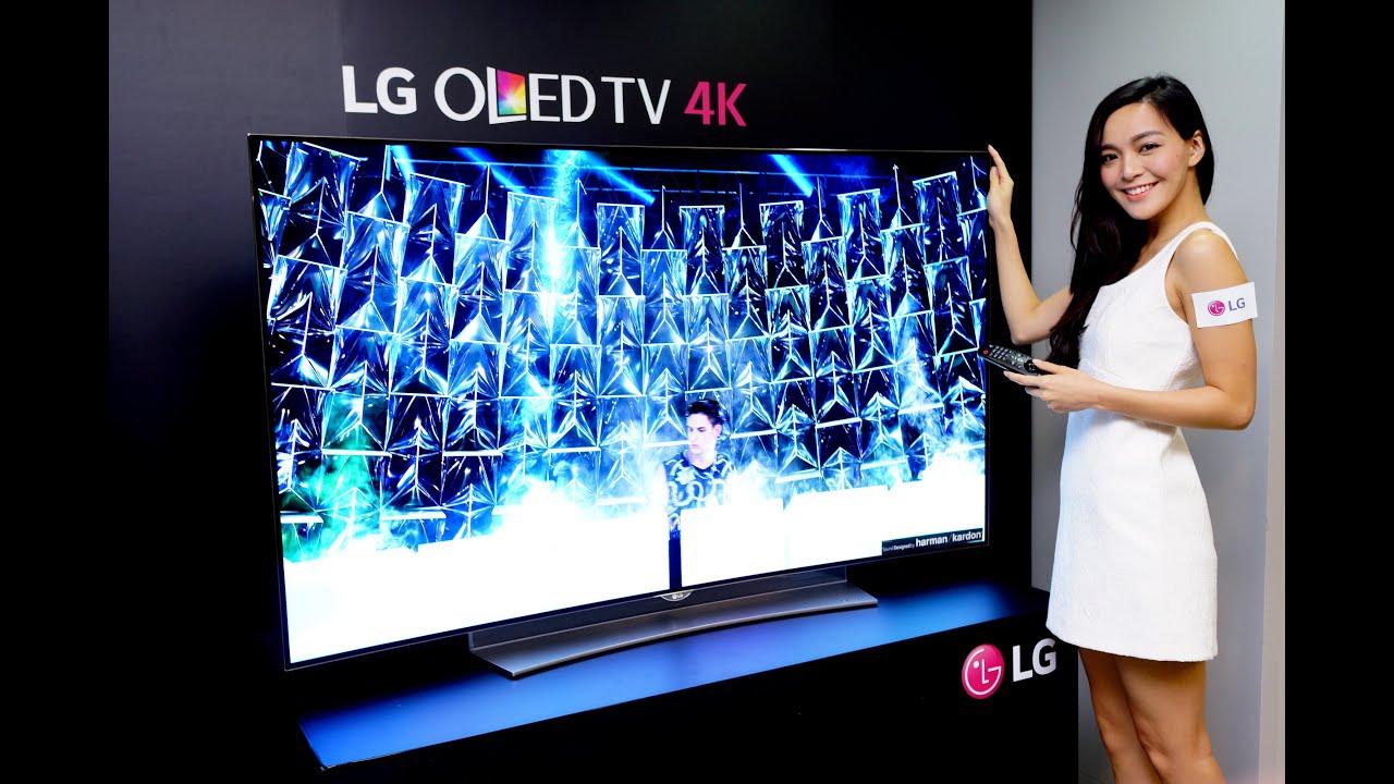4k lg curved 4k hdr oled tv youtube. Black Bedroom Furniture Sets. Home Design Ideas