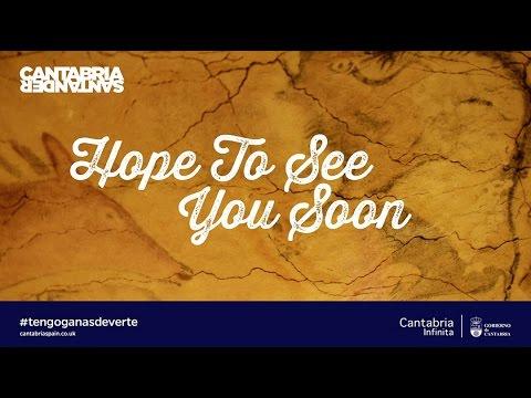 Cantabria Glass Ready - Altamira #HopeToSeeYouSoon - English