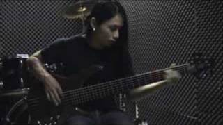 LEGEND Bassist MR. MIN (ANGRA - Angels And Demons)