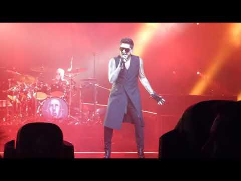 Queen + Adam Lambert - We Will Rock You (Teaser) & Hammer To Fall - Dublin - 25.11.2017