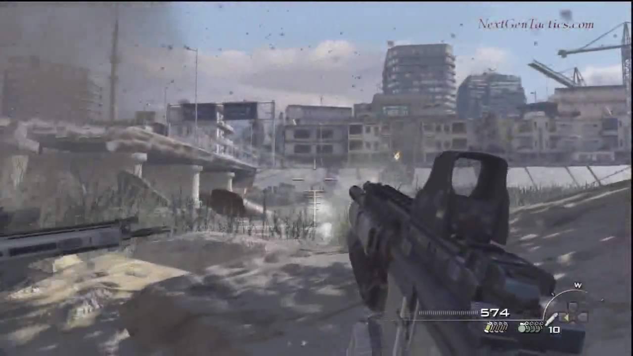 Immortal trophy in Call of Duty: Modern Warfare 2 Campaign ...