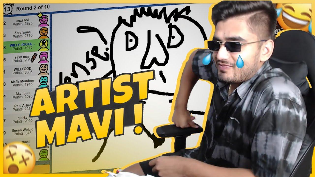 ARTIST AND GENERAL KNOWLEDGE WALA MAVI | ft @sc0ut