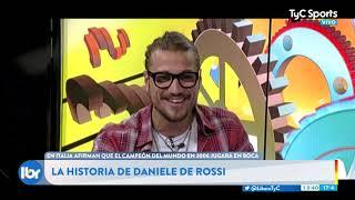 La historia de Daniele De Rossi