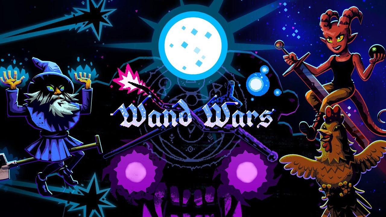 Wand Wars Gameplay Trailer - YouTube