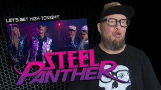 Baixar STEEL PANTHER - Let's Get High Tonight (First Reaction)