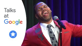Live Performance Eric Roberson | Talks at Google