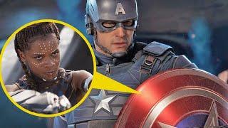Marvel's Avengers: 12 Secrets, Easter Eggs & References Explained