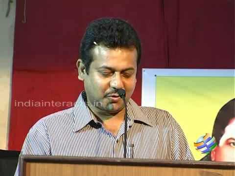 Mukkulathin Mugavari Audio Launch Video 2