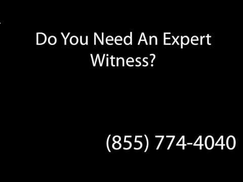 Experts Witness| 855-774-4040 |Medical Expert Witness Directory