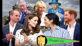 Royal family turned away from Kate after Meghan came to the palace, everything seemed to collapse!