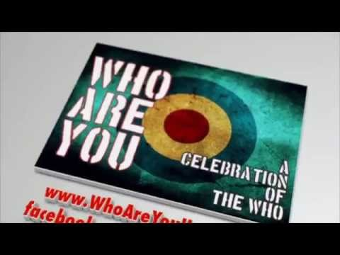 WHO ARE YOU Greatest Hits Show promo
