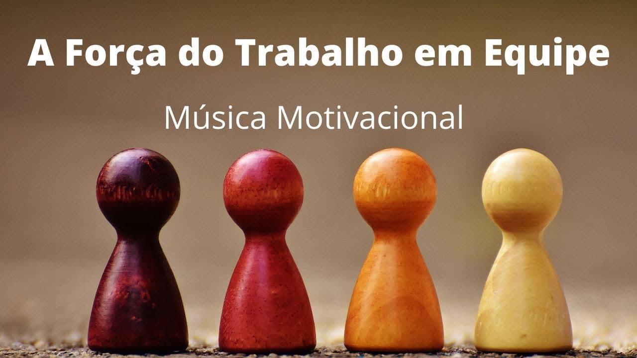 A Força Do Trabalho Em Equipe Música André Tadeu