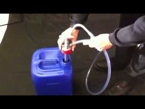 20 Litre Oil Transfer Pump Youtube