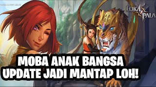 LOKAPALA Sekarang Sudah Stabil, Map Lebih Cerah & Ada Bahasa Indonesia!