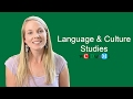 What Can You Do With a Major In - Language & Culture Studies