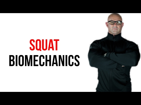 Squat Biomechanics