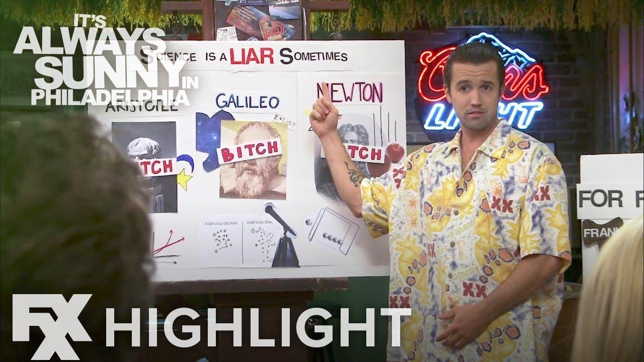 Download It's Always Sunny In Philadelphia | Season 8 Ep. 10: Mac Evolution Highlight | FXX
