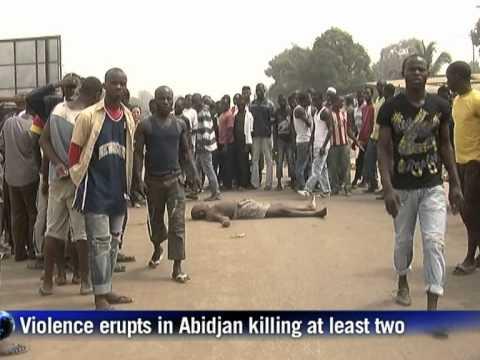 Civilians killed in I.Coast's Abidjan