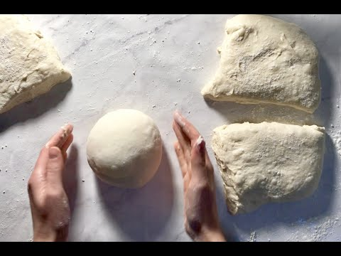 How To Make Thin Crust Pizza Dough