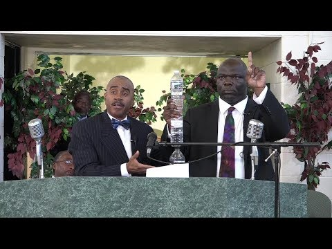 Truth of God Broadcast 1112-1113 Pastor Gino Jennings & Minister Smith Debate HD Raw Footage!