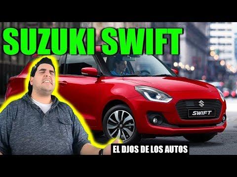 LA VERDAD EN TU CARA: SUZUKI SWIFT