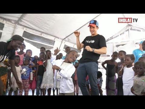 Orlando Bloom Viajó A Mozambique Para Solidarizarse Con Los Damnificados De La Zona | ¡HOLA! TV