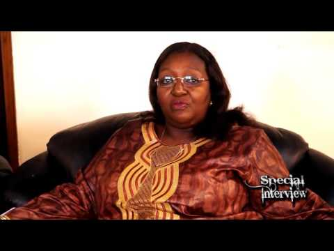 Special Interview With First Lady of Sierra Leone