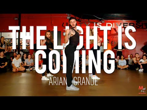 Ariana Grande - the light is coming ft. Nicki Minaj | Hamilton Evans Choreography