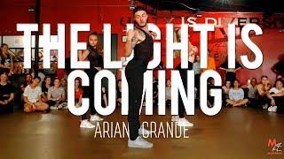 Ariana Grande - The Light Is Coming Ft. Nicki Minaj | Hamilton Evans Choreograph