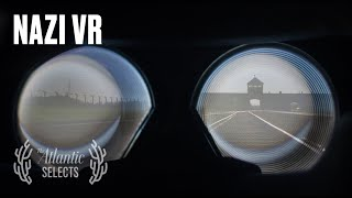 How Virtual Reality Helps Catch Nazis