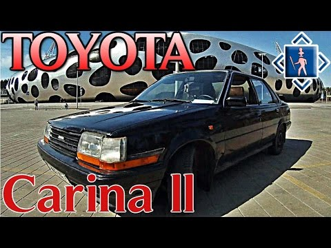 Toyota Carina 3S GE 4wd Full Time MT