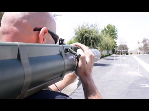 DeepFire AT4 Airsoft Missile Launcher - Thor's Pick