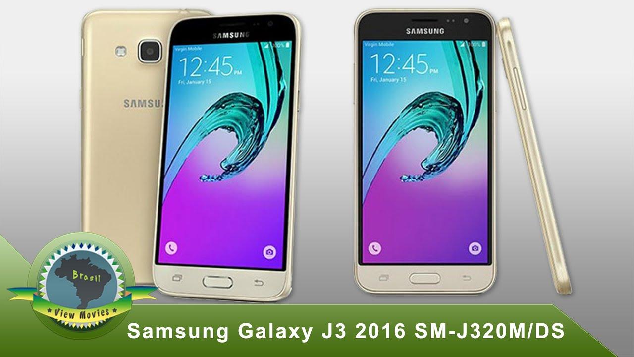 Unboxing Samsung Galaxy J3  2016  Dourado Sm-j320m  Ds  Ud83d Udcf1  Pt-br