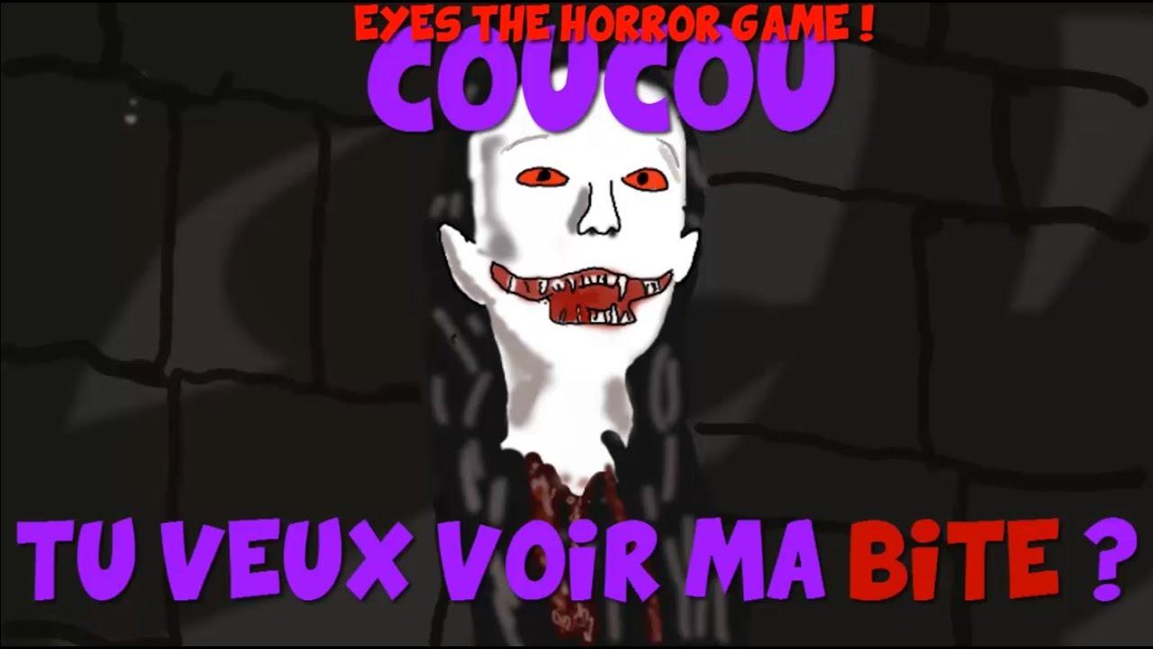 Un nain sur un jeux d 39 horreur eyes the horror game nainnain youtube - Jeux d oreure ...