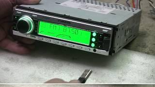 Обзор автомагнитолы VARTA V-CD510