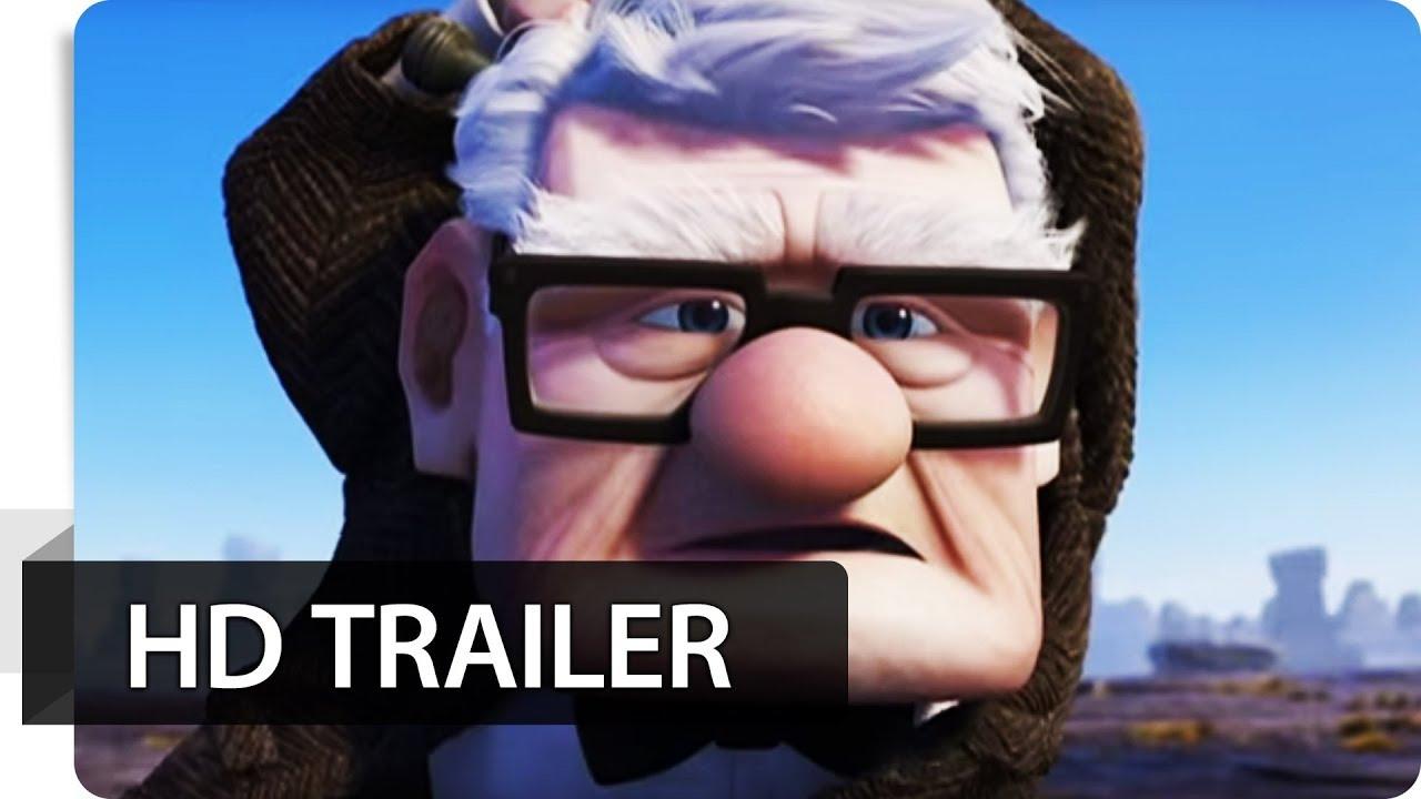 OBEN - Offizieller Trailer (deutsch/german)   Disney•Pixar HD