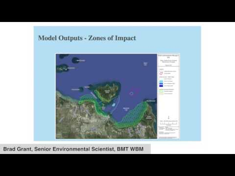 Maintenance Dredging - Modelling and Monitoring in Townsville Port Expnasion EIS - Brad Grant