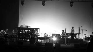 Pantha du Prince & The Bell Laboratory - Lay In A Shimmer + Satellite Sniper (Primavera Sound 2013)