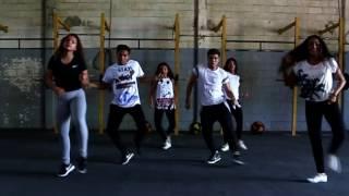 Sean paul like glue dance hall choreography by lintang video