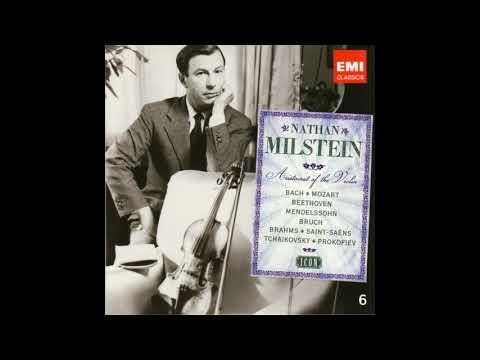 Dvorak - Violin Concerto (Milstein / Steinberg / Pittsburgh SO)