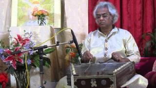 Santoor Meastro Pt Tarun Bhattacharya—Raga Kirwani, Jhor Part 1