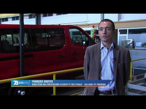 Renault : le site qui conçoit des véhicules utilitaires des Yvelines a 50 ans