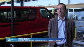Renault : le site de conception de véhicules utilitaires des Yvelines a 50 ans