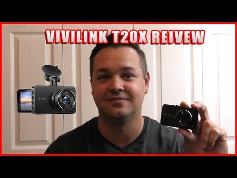ViviLink T20X 2.5K Dash Cam Review