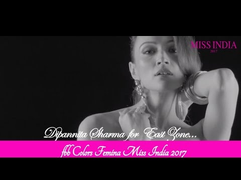 Unveiling Photoshoot of Dipannita Sharma - Behind the Scenes